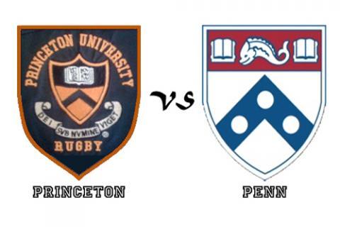 Princeton University 14 @ University of Pennsylvania 10